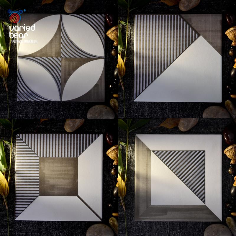 金属釉瓷砖