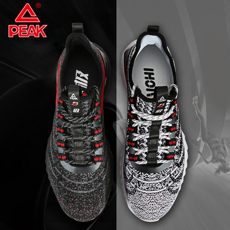 匹克态极男鞋跑步鞋TAICHI科技智能低帮黑科技运动鞋鸳鸯男女鞋