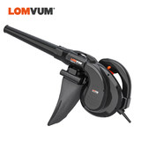 Long Yun blower high-power industrial strong dust remover small household computer dust blowing wind dust-absorbing fan