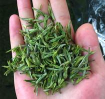 60g新茶高山茶叶霍山黄茶自饮散装口粮茶和玉黄单罐2017汉唐清茗