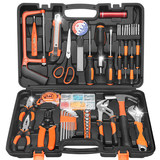 Home toolbox package multi-functional hardware tool electrician repair car carrier set set special screwdriver combination