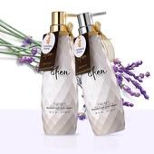 欧芬国际无硅油薰衣草系列洗护套装 深层洁净滋养洗发水 支持花呗