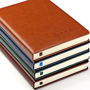 深泰a5创意商务笔记本子 记事本商务办公用品文具 加厚记事本皮面定做会议本工作日记本子定制笔记本可印logo