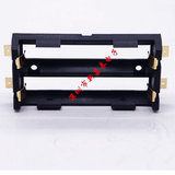 SMD18650 battery box double-section SMT patch two 18650 patch battery holder e-cigarette