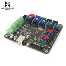 Makeboard Pro 3D打印机主板 控制板 支持热床 兼容RAMPS 1.4