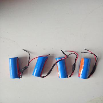 厂家直销山东直供正品保证智能预付费IC卡感应式水表电池V3。6伏