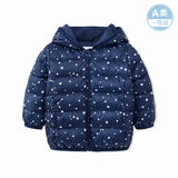 Baby Clothes, Baby Down Dresses, Children's Autumn and Winter Boys'and Girls' Jackets