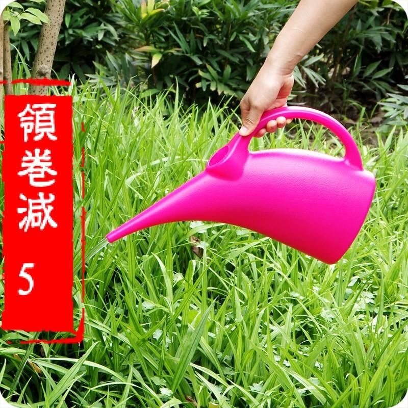 家用长嘴创意洒塑料浇塑料水壶绿植盆栽喷塑料浇花壶喷壶园用