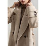 Женские шерстяные пальто Артикул 579260171128