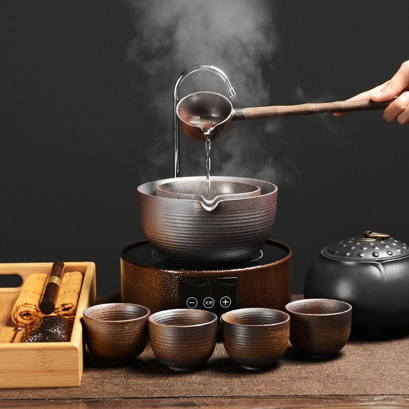 全自动陶瓷壶