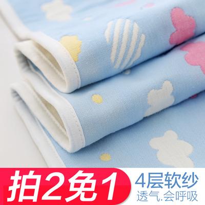 隔尿垫婴儿防水可洗纯棉纱布透气新生儿童用品大号床单宝宝防漏垫