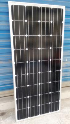 全新150w单晶太阳能电池板12v太阳能板光伏板150w太阳能发电板12V排行