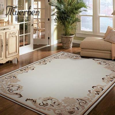 羊毛满铺地毯