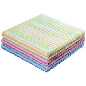 内野彩条纯棉浴巾 成人男士女士儿童吸水大毛巾 经久耐用