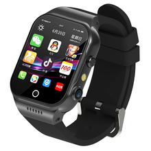 Telephone Watch, Waterproof Intelligent Wifi Internet Access Multifunctional Adult and Child GPS Positioning Mobile Phone for Students