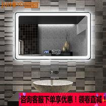 方形壁挂式可简约镜挂墙家用镜版梳妆镜卫生间镜子