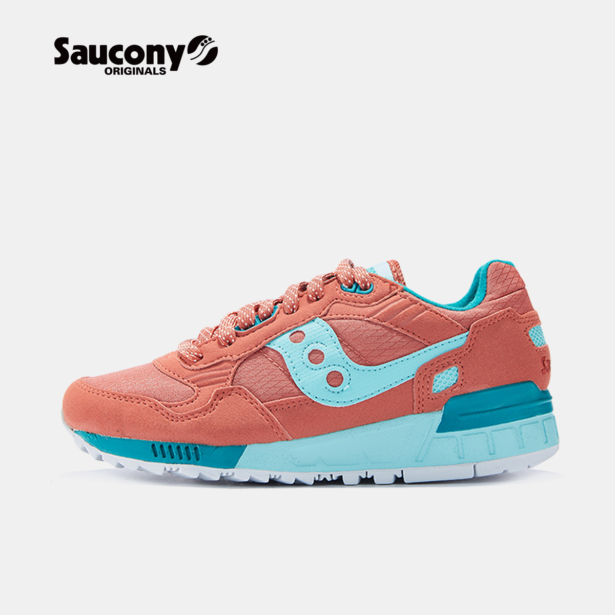 Saucony圣康尼 SHADOW 5000轻便复古跑步鞋运动鞋女S60033-105