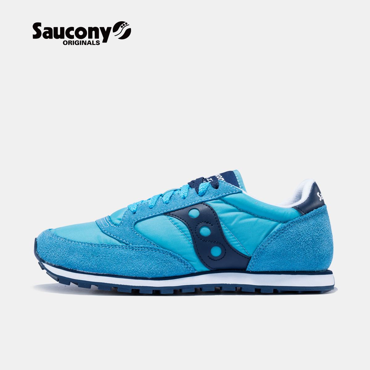 Saucony圣康尼 JAZZ LOW复古跑鞋板鞋男跑步休闲运动鞋S2866-191
