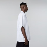 STEEPC SS19 Deconstruction of Short-sleeved Polo T-shirt with Industrial Dissolved Edge