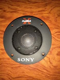 包邮4寸SONY发烧级大网小网高音喇叭4寸家用落地箱高音喇叭