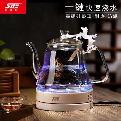 玻璃自动烧水壶