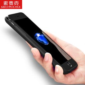索麦克苹果6背夹充电宝iphone6splus专用无线移动电源电池手机壳
