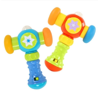 Bainshi baby hammer tapping and knocking baby baby puzzle tapping toy 6-12 months