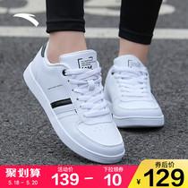 新款正品秋季男士旅游鞋轻便时尚账动鞋2018特步男鞋