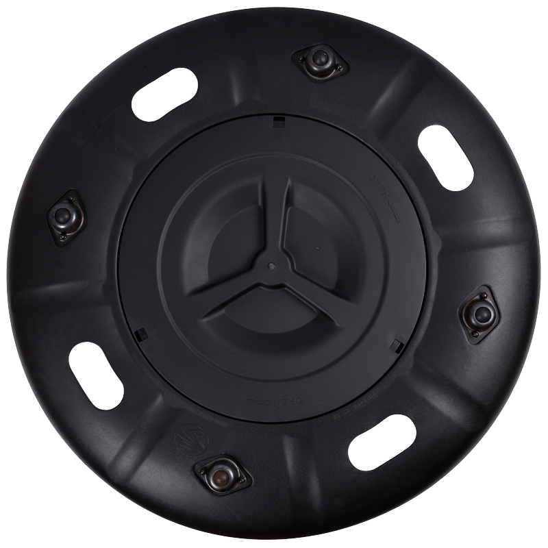 途乐Y62备胎罩涂乐轮胎罩底挂防护底盘备胎罩外饰改装专用配件