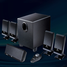 組み合わせ教旨/クルーザーR151Tデスクトップコンピュータスピーカーサブウーファー5.1チャンネルサラウンドサウンド