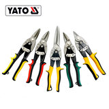 YATO industrial scissors aviation shearing iron shears strong hand-made metal shearing iron integrated ceiling special scissors