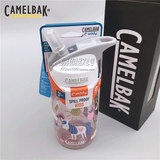 Promotion imported Us CAMELBAK Hump 400ML children men and women with straw sports water bottle cartoon kettle