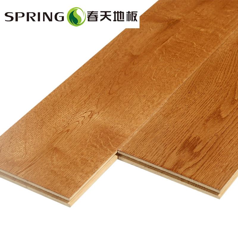 春天蜡油纯实木地板SM-911/912