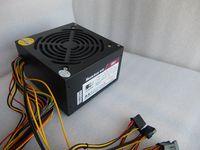 包邮航嘉多核500W电源 电脑电源 机箱主机台式机高端游戏静音电源