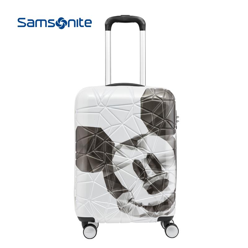 可扩展行李箱