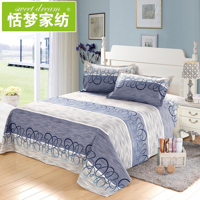 加厚全純棉床單