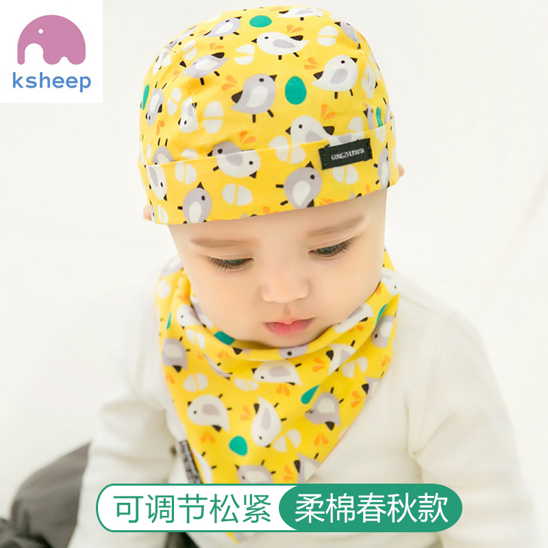 海盗帽婴儿