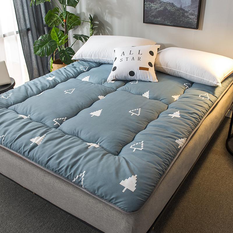 加厚床垫床褥1.5m床1.8米软垫双人家用褥子学生宿舍海绵1.2米垫被