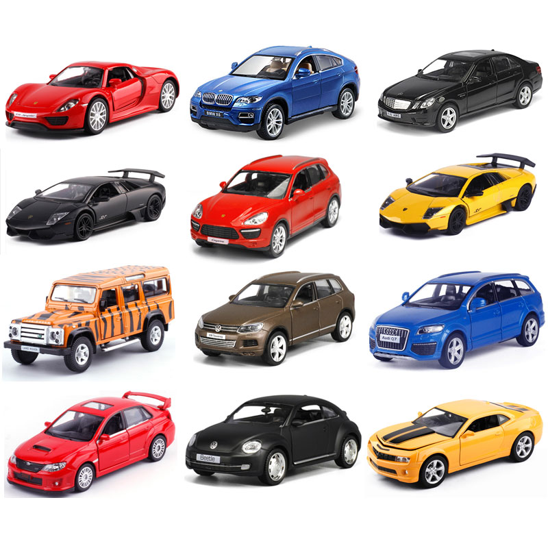 儿童玩具小汽车模型