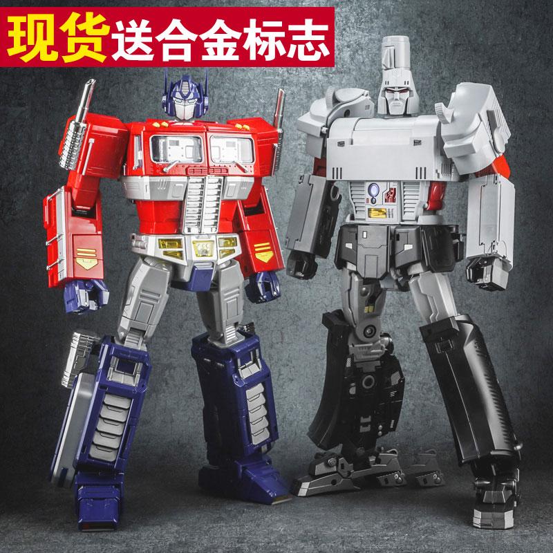 卡高静态金属玩具变形模型玩具MP10变形金刚