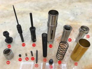 吊顶神器维修 射钉修理  配件 击针 销子 弹簧 撞针  套管包邮