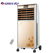 Gree dual-use air conditioning fan home bedroom silent power-saving heater remote control heater mobile small air conditioning