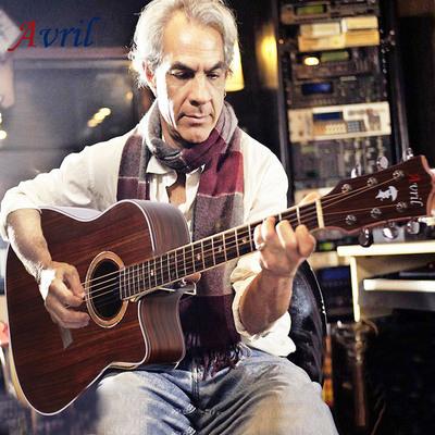全玫瑰木吉他