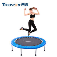 Tianxin trampoline gym home children's indoor bounce bed small trampoline baby family bungee trampoline