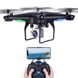Wrestling professional Ruike remote control aircraft high-definition aerial photography drone children's helicopter small aircraft aircraft toys