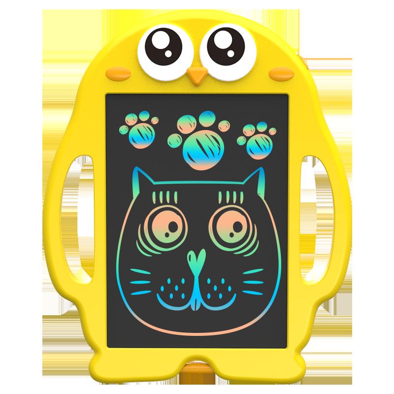 喜之宝手写板液晶画板智能可擦电子儿童家用超薄彩色便携宝宝小黑