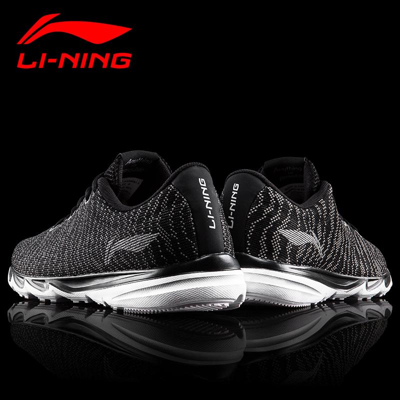 李宁运动鞋网面
