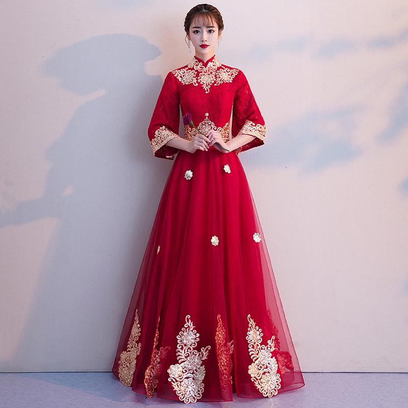 PALINEDGE帕琳婕PLJ18180新娘礼服