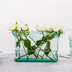 长方形花瓶