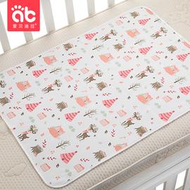 宝宝隔尿垫婴儿用品防水透气可洗夏天大号床单月经姨妈表纯棉超大图片